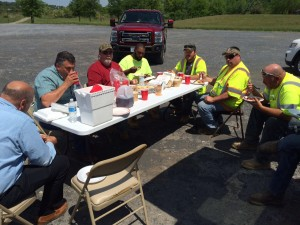 safety lunch may