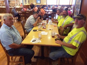 9-18-15 Wayne Andersons safety lunch