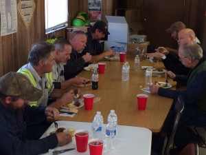 11-17-18 Shop safety lunch