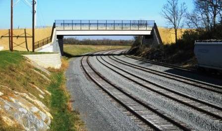 Snowden Bridge Boulevard Extension – Stephenson, VA