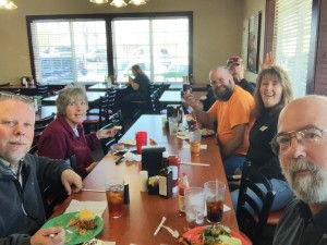 4-15-16 Paul Payne safety suggestion at Golden Corral