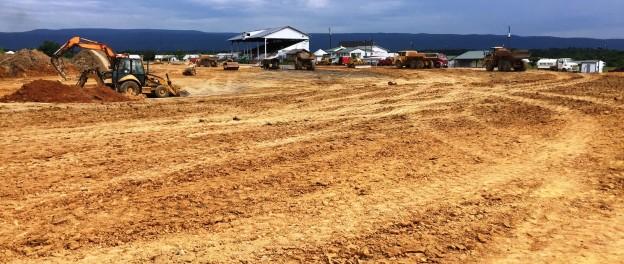 SHENANDOAH COUNTY HORSE TRACK EXPANSION – WOODSTOCK, VA