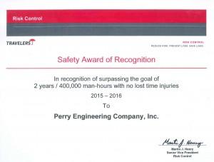2 year plaque
