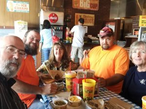 5-25-16 survey crew safety lunch