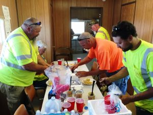 6-14-16 Wayne Anderson suggestion lunch