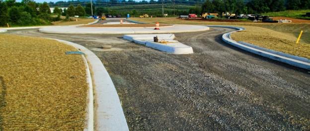 WMC – WEST CAMPUS SWM AND ROAD CONSTRUCTION – Winchester, VA