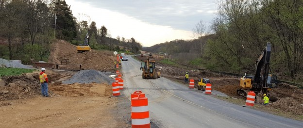 VDOT A23 INTERSECTION RECONSTRUCTION, SULFUR SPRINGS RD – Winchester, VA