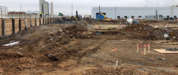 TREX BUILDING 6 AND RAIL YARD EXPANSION – WINCHESTER, VA